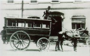 Omnibus a cavallo